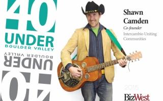 Sancho's owner, Shawn Camden