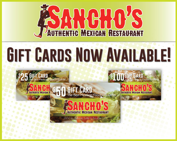 Gift cards sancho 39 s for Doordash gift card